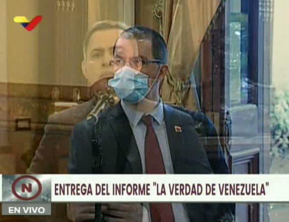 #EnVideo 📹| Fiscal General @TarekWiliamSaab: No podemos pensar que esta fue una acción aislada (informe del Grupo de Lima en la ONU) que de pronto ocurrió #MaduroVictoriosoEnLaONU