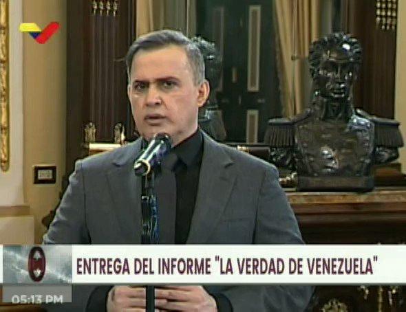 #EnVideo 📹| Fiscal @TarekWiliamSaab: Informe La Verdad de Venezuela demuestra, con hechos, que en el país no ha habido impunidad #MaduroVictoriosoEnLaONU