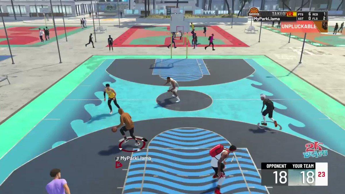 Escape dribble & size up looking nice #2kTVWOW #2kCommunity #NBA2k21 #NBATogether #NBATwitter @NBA2K_2KTV @Beluba https://t.co/xyTQMNYFnZ