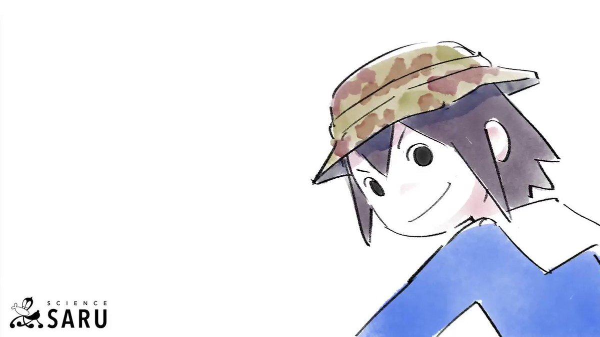 #映像研公開日ですね!!!