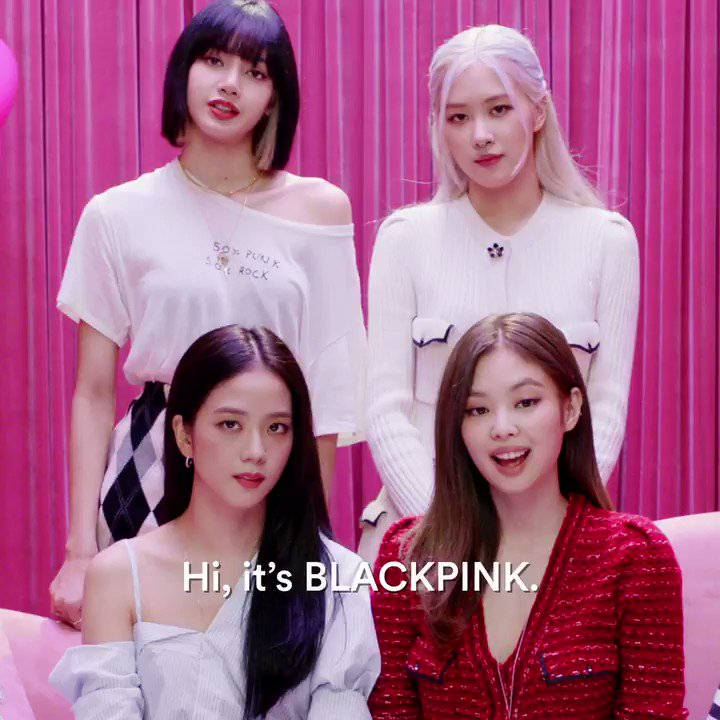 The queens have spoken 👑 #Lisa #Jisoo #Rosé and #Jennie just shared their favorite tracks in preparation for #TheAlbum spoti.fi/bpplaylist