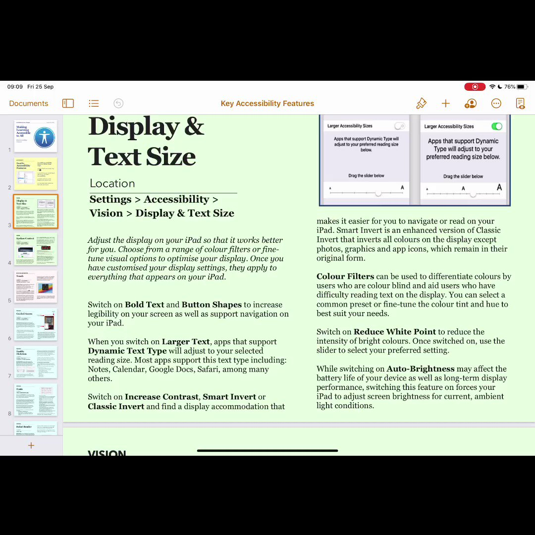 This is a handy tip for annotation on the updated #iWork. #pages #keynote #numbers