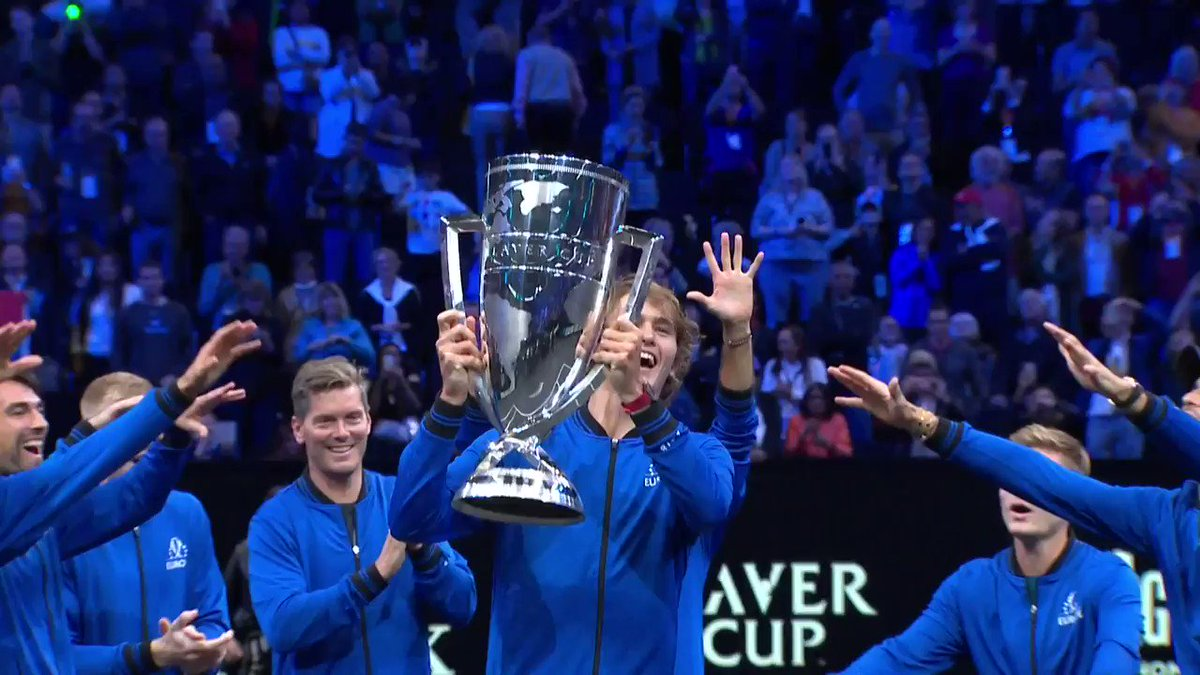 London's @TheO2 to host #LaverCup 2022.   Read more: https://t.co/HFempgCGot https://t.co/Q9RXCfgcPO