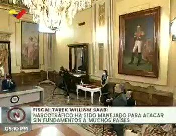 #EnVideo 📹 | FGR @TarekWiliamSaab: Informe La Verdad de Venezuela indica cómo el Estado venezolano ha promovido el derecho a la justicia de las víctimas de violaciones a DDHH. #VenezuelaGarantíaDeDDHH