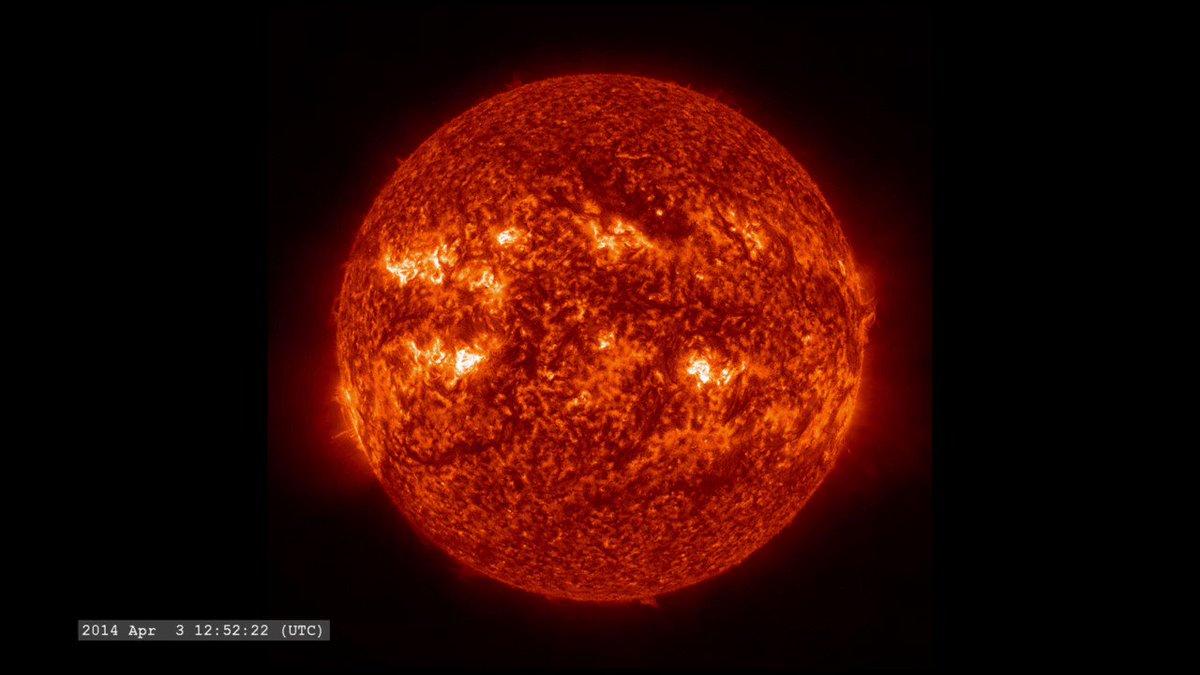 Image for the Tweet beginning: NASA Satellites Spot Nanojets On