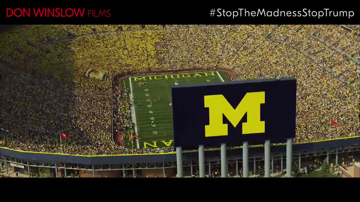 MY NEW VIDEO:  #StopTheMadnessStopTrump     Everything in this video is documented and sourced.  Please tweet and quote retweet this.  We need 7,500 retweets for this video to have a real impact. https://t.co/RXAL1LEK0G