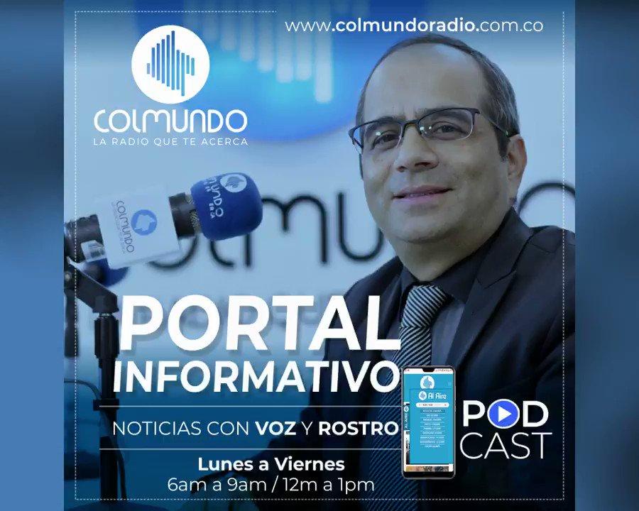 Image for the Tweet beginning: #Resumen Noticias del día🎙#PortalInformativo Actualízate