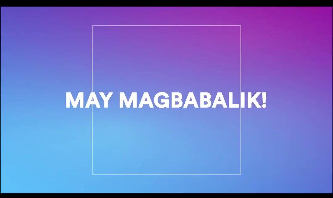 """""""May Magbabalik!!!"""" https://t.co/rpX9CLEc9G"""