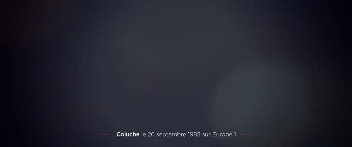 ❤️ FIDÈLES À L'APPEL DE COLUCHE  Le 26.09.1985, Coluche lançait un appel à la solidarité en direct à la radio. C'était la naissance des Restos du Cœur. 35 ans plus tard, le monde de la radio se mobilise pour le projet #RadioRestos 👉    #OnCompteSurVous