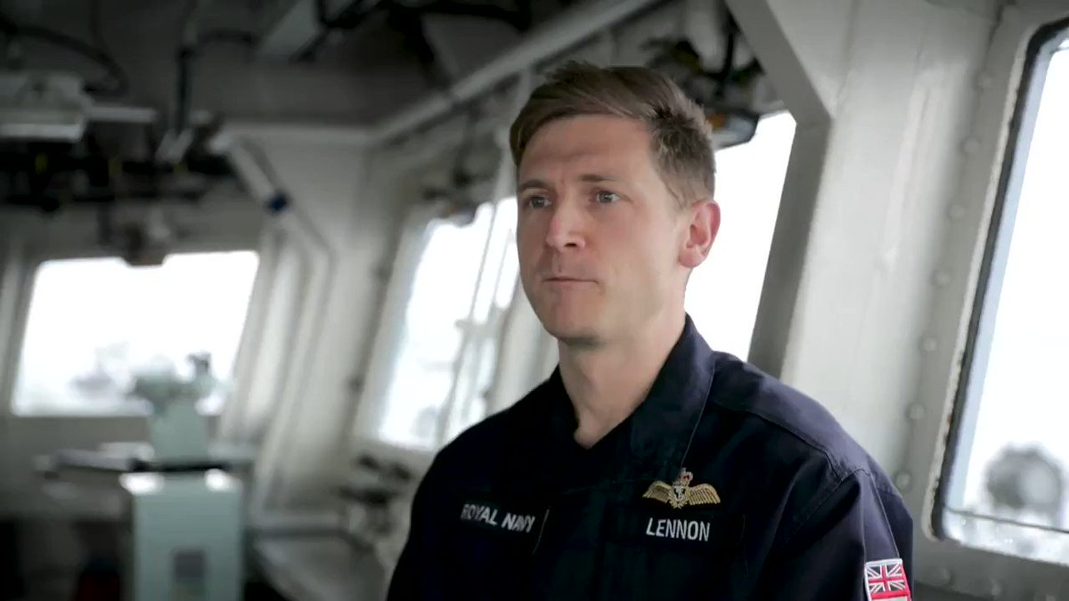 Last week, @HMS_Albion tested her Air Defence capabilities against the @MarineNationale #Aéronavale ✈️🛑 Lt Lennon, a @RoyalNavy Aviation Officer within @ComdLittoralSG explains the importance of training with our international allies 🇬🇧🇫🇷 #LRGX @HMSDragon @RFALymeBay @3Cdo_Bde