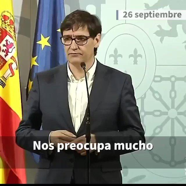 Image for the Tweet beginning: La Comunidad de Madrid está