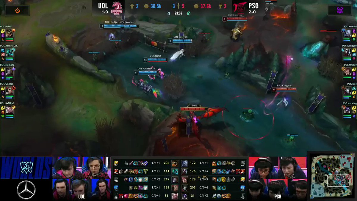 Unicorns Of Love On Twitter A Great Fight Around The Dragon Pit Gives Us The Infernal Drake 2 Kills Keep Going Worlds2020