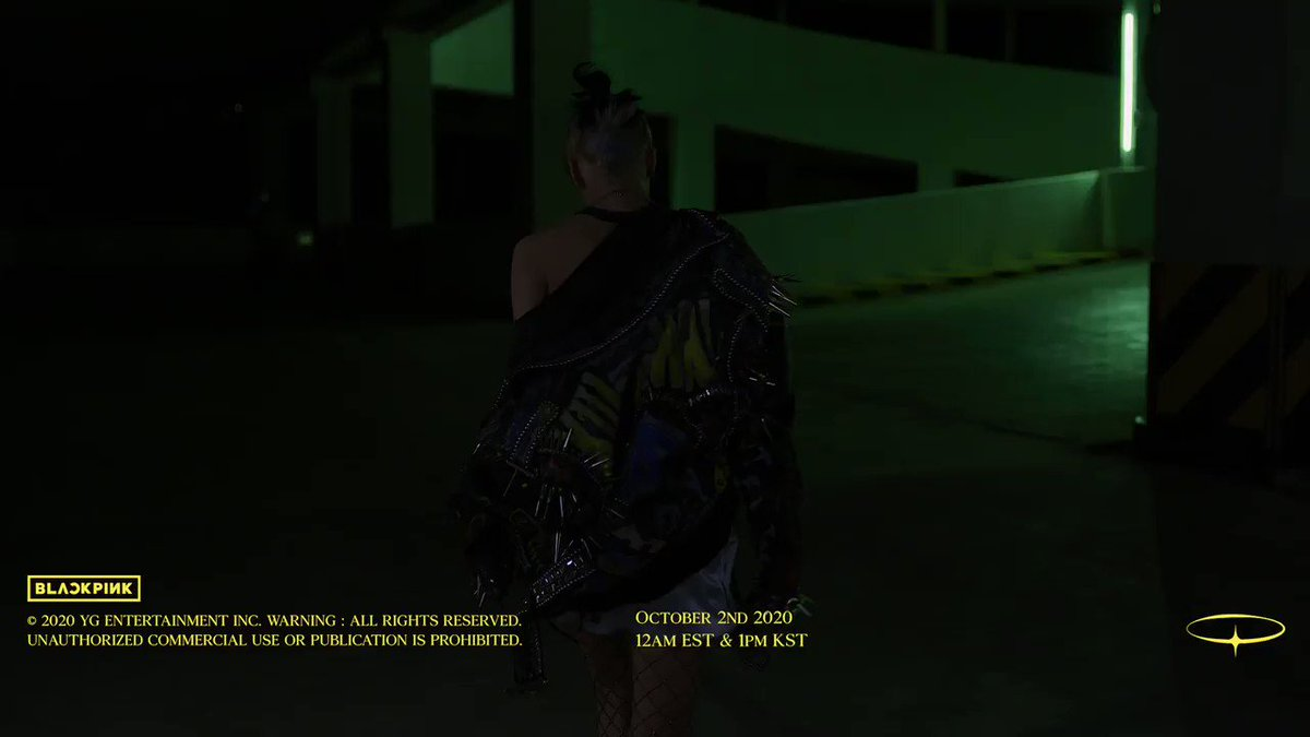 THE ALBUM LISA Concept Teaser Video #BLACKPINK #블랙핑크 #LISA #리사 #1stFULLALBUM #THEALBUM #ConceptTeaserVideo #20201002_12amEST #20201002_1pmKST #Release #YG