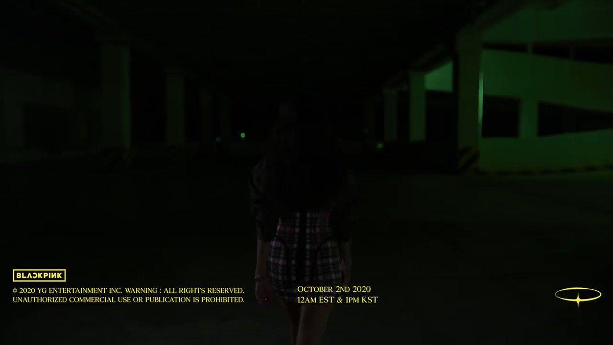 THE ALBUM JISOO Concept Teaser Video #BLACKPINK #블랙핑크 #JISOO #지수 #1stFULLALBUM #THEALBUM #ConceptTeaserVideo #20201002_12amEST #20201002_1pmKST #Release #YG