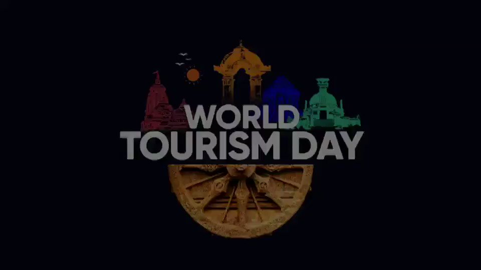 Odisha's treasure of timeless monuments, heritage, idyllic natural beauty, captivating landscapes, diverse flora & fauna are a traveller's delight. On #WorldTourismDay, reiterate commitment to unlock its vast potential in a post pandemic world.  @odisha_tourism #BestKeptSecret https://t.co/ATCvYyzjUv