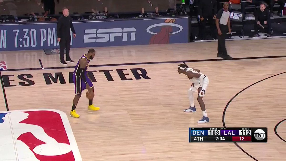 O PAPAI TÁ IMPOSSÍVEL!  #NBA #NBAPlayoffs #Lakers #basquete
