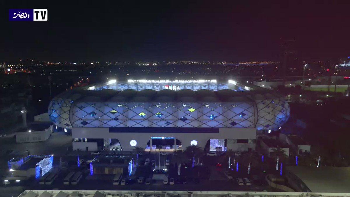 أهلاً بك ضياء محمد سبع في القلعة الزرقاء Welcome Diaa Mohamed Saba to the blue castle  #نادي_النصر #Alnasr_club https://t.co/3mvqcdMcXv