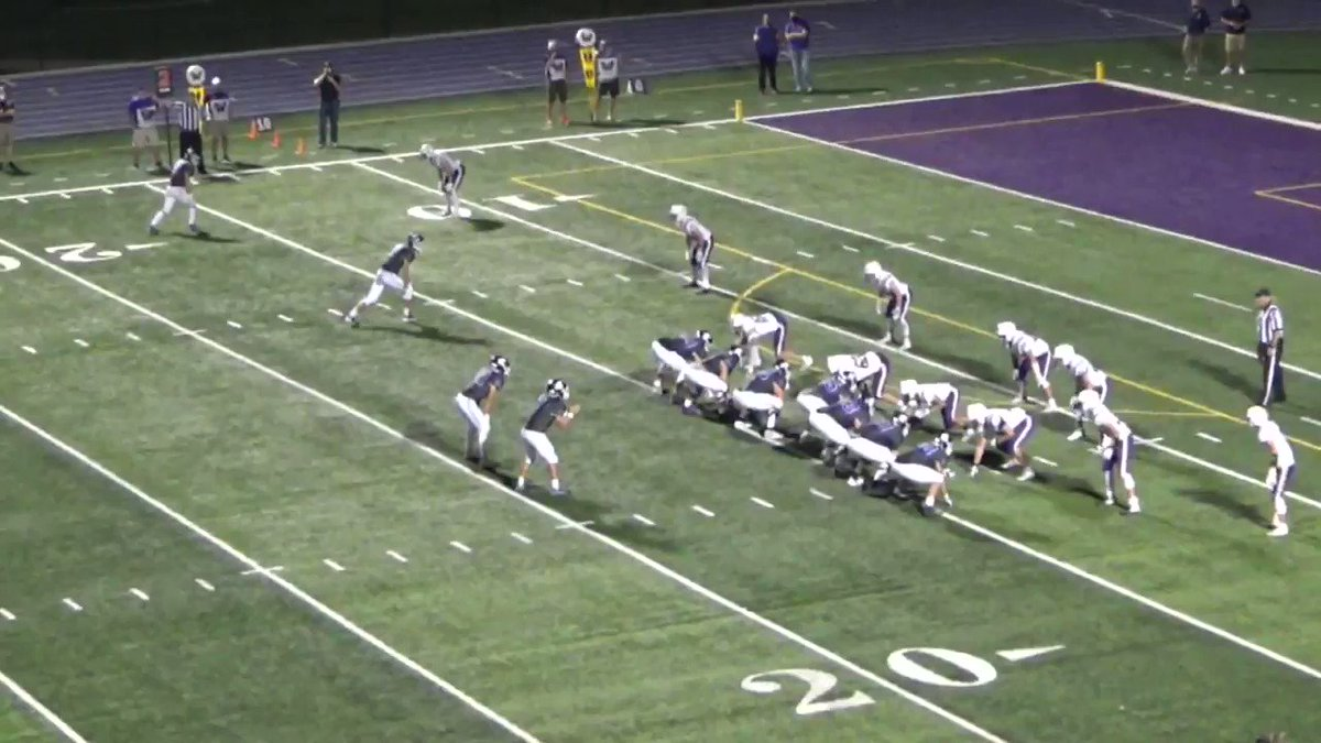 Image for the Tweet beginning: Offensive POG 2 @WaukeeFB vs