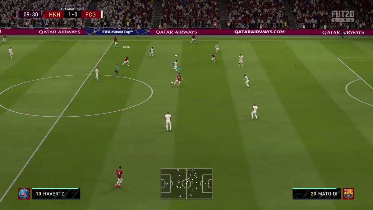 Tiki Taka 🔥  Full video- https://t.co/jcio9LzNNL  #fifa #fifa21 #fifa20 #fut20 #fifa20goals #fifagoals #fifaskiller #bestgoals #fifaskills #skills #ultimateteam #fut #fifaultimateteam #fifastreet #easportsfifa #skill #footpanna #fillsutbol #ball #soccer #soccerskills #tekkers https://t.co/Z0fUZKRoiP