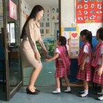 思わずほっこり!タイの学校での変わった挨拶が話題に。