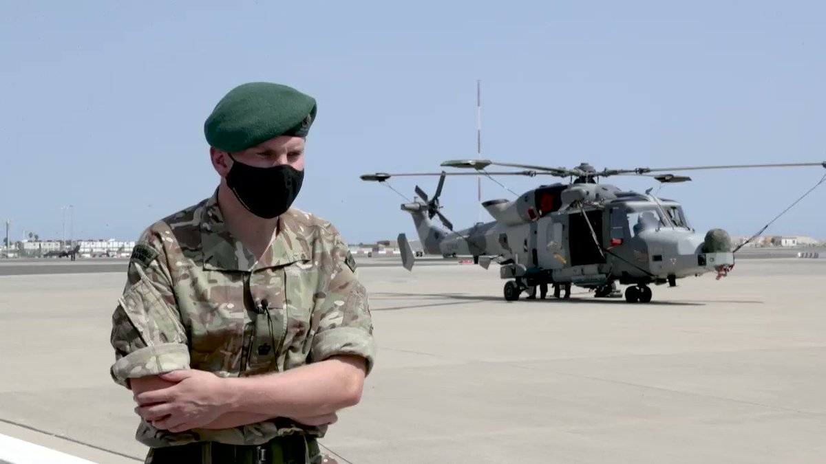 What was Exercise #Gibraltar Strike?⚡️ As part of #LRGX, @RoyalMarines from @42CdoRM and @847NAS practised the skills that will be taken forward into a #FutureCommandoForce Watch more below: