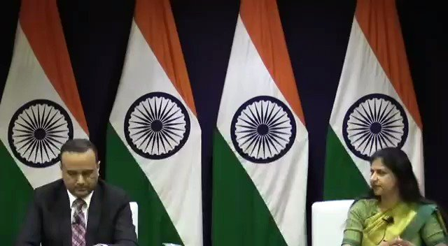 Extradition of Kim Davy, key accused Purulia arms drops case raised by India with Denmark at the virtual summit: Neeta Bhushan, JS, Central Europe, MEA