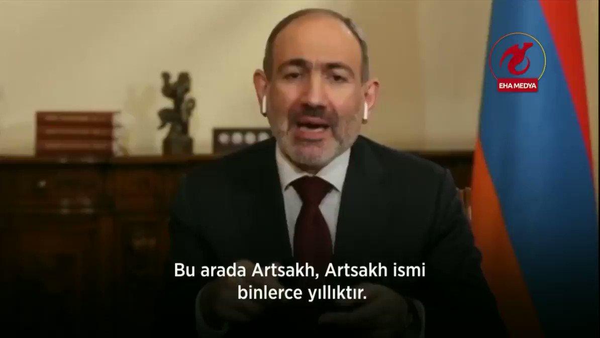 BBC sunucusu Sackurın, Ermenistanın Dağlık Karabağda işgalci olduğunu Ermenistan Başbakanı Paşinyana hatırlattığı o anlar; ▪️Uluslararası hukuka göre askerleriniz işgal gücü. Sizse, o toprakların size ait olduğundan bahsetmeyi seçtiniz. ▪️Siz bir barış elçisi değilsiniz.