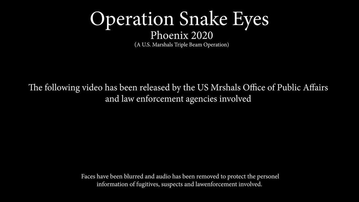 US MARSHALS: 'Operation Snake Eyes' Arrests 140 in Targeted Gang Enforcement Operation FULL STORY🚔 breaking911.com/us-marshals-op…