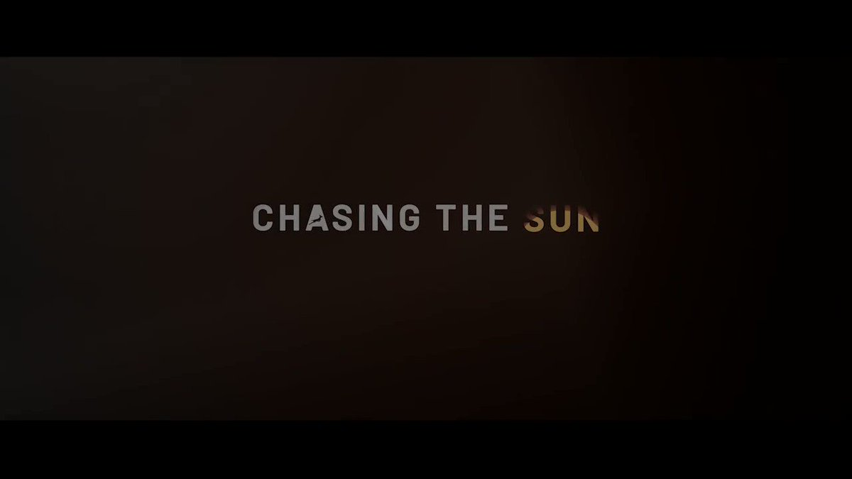 💪 Our very own Beast - #ChasingTheSun premiers on @DStv on Sunday at 6pm