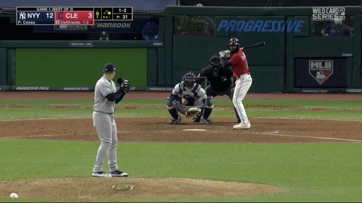 Ballgame over! Yankees win! Theeeeeeee Yankees win! https://t.co/Ls0zc4vfSg