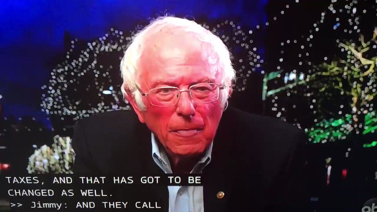 """When a person respects you they tell you the truth - Bernie Sanders always does @lovecomesaround: Sanders addresses his own supporters who say they're not going to vote for Biden. """"Please understand, our very democracy is at stake in this election."""" """""""