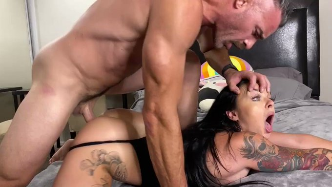 Full video of @KarlToughLove using me as his personal fuck doll is going out to all my onlyfans subs