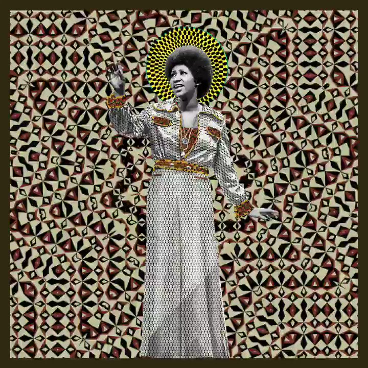 Image for the Tweet beginning: ARETHA, available November 20th, is