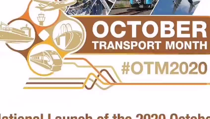 "Under the theme: ""Together shaping the future of transport"", #OTM2020 aims to raise awareness of the important role of transport in the economy. @Dotransport @MbalulaFikile"