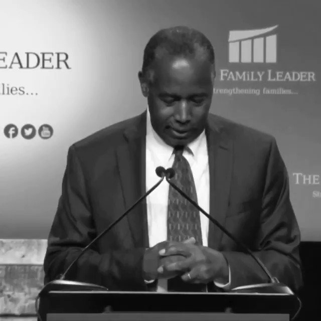 - Ben Carson today claimed separation of church and state is not in the U.S. Constitution. It is not there, nowhere. - Bizarrely, he went on to claim it was only referenced once in a SCOTUS case a few decades ago.
