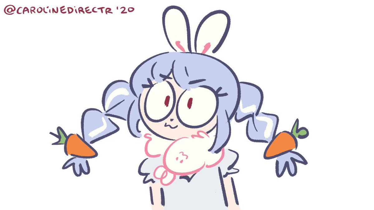 Pekora has the most chaotic energy I love her!!   #ぺこらーと