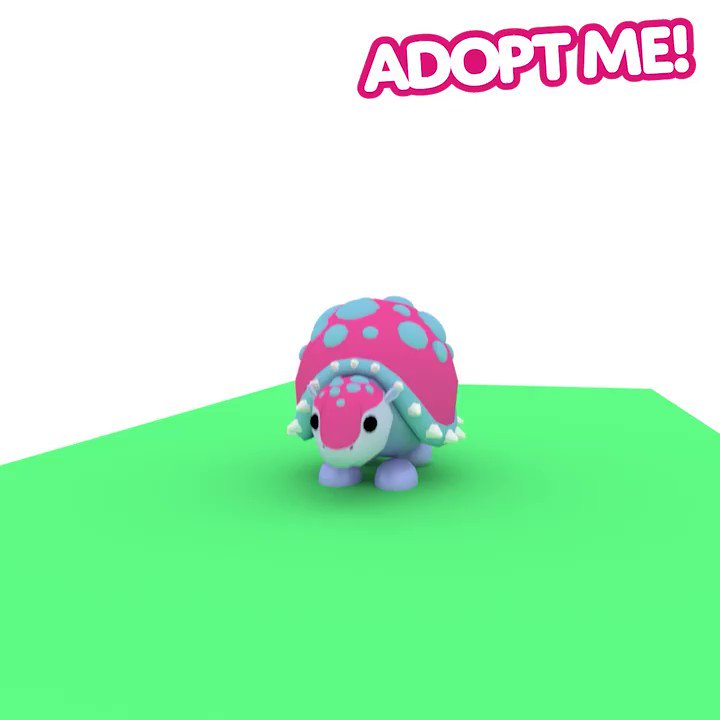 Adopt Me On Twitter You Could Probably Wear This Glyptodon On Your Head As A Very Stylish Very Safe Helmet Coming To Adopt Me Next Saturday Https T Co Kqvek70hmi