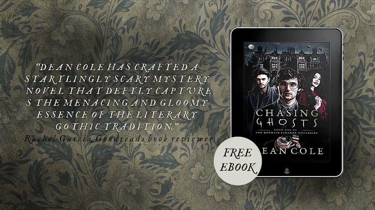 Heres a heads up that Chasing Ghosts will be available to purchase for free (eBook only) all day tomorrow, 6th October 🎃👻😋 Looking for a ghost story with touches of romance, humour and plenty of mystery this Halloween? Mark your calendars 📅 🔗 amzn.to/3i1Ljc7