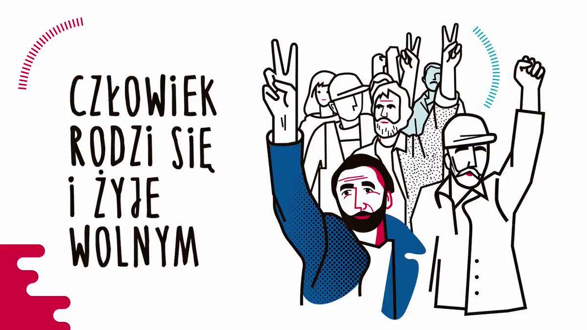 #Solidarność40 na czterech muralach!