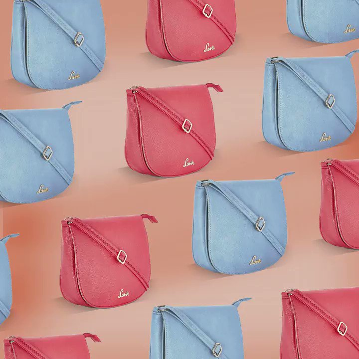 One is never enough because #fickleisfun👯‍♀️ Comment 🛒 if these pastel faves will sling their way in your cart! x Click this link to grab these trendy slings at 60% discount  x #slingbags #pastelslingbag #pastels #stylishsling #stylishhandbag #trendybag