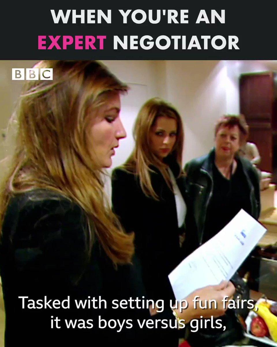 .@karren_brady = the world's best negotiator 😮   The Apprentice Best Bits / Streaming Now / BBC iPlayer https://t.co/1awVP0G5IL