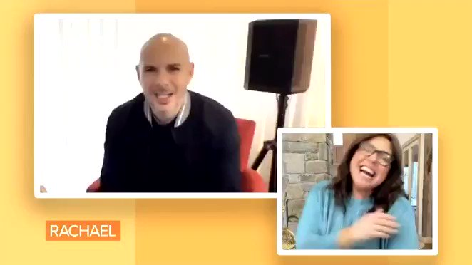 #NEWS @Pitbull will be interviewed on the @RachaelRayShow TOMORROW! #MrWorldwide #Pitbull