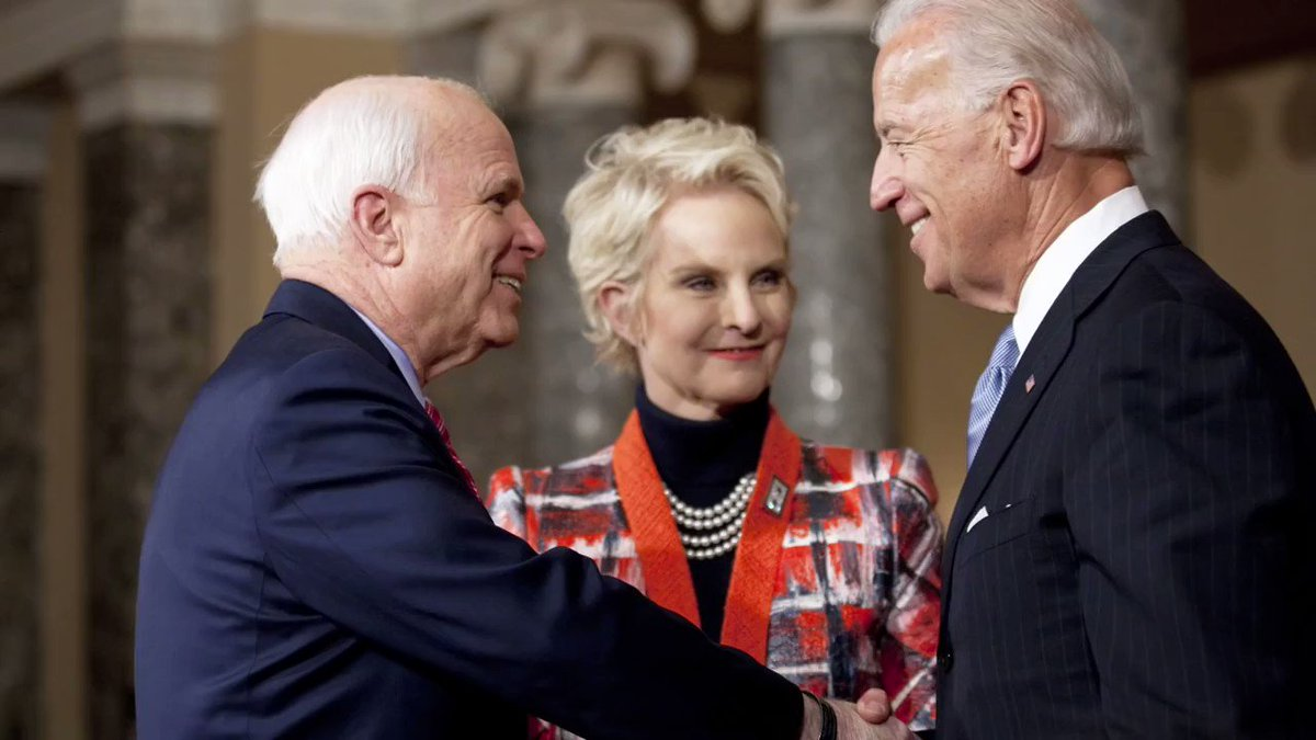 @ProjectLincoln's photo on Cindy McCain