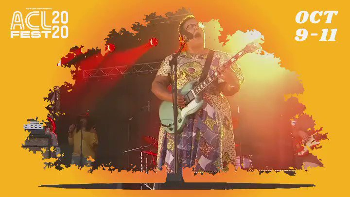 The final day of #ACLFest 2020 starts TONIGHT at 7pm CT! Tune in for @Alabama_Shakes, @rosalia, @mymorningjacket and more:  ✨