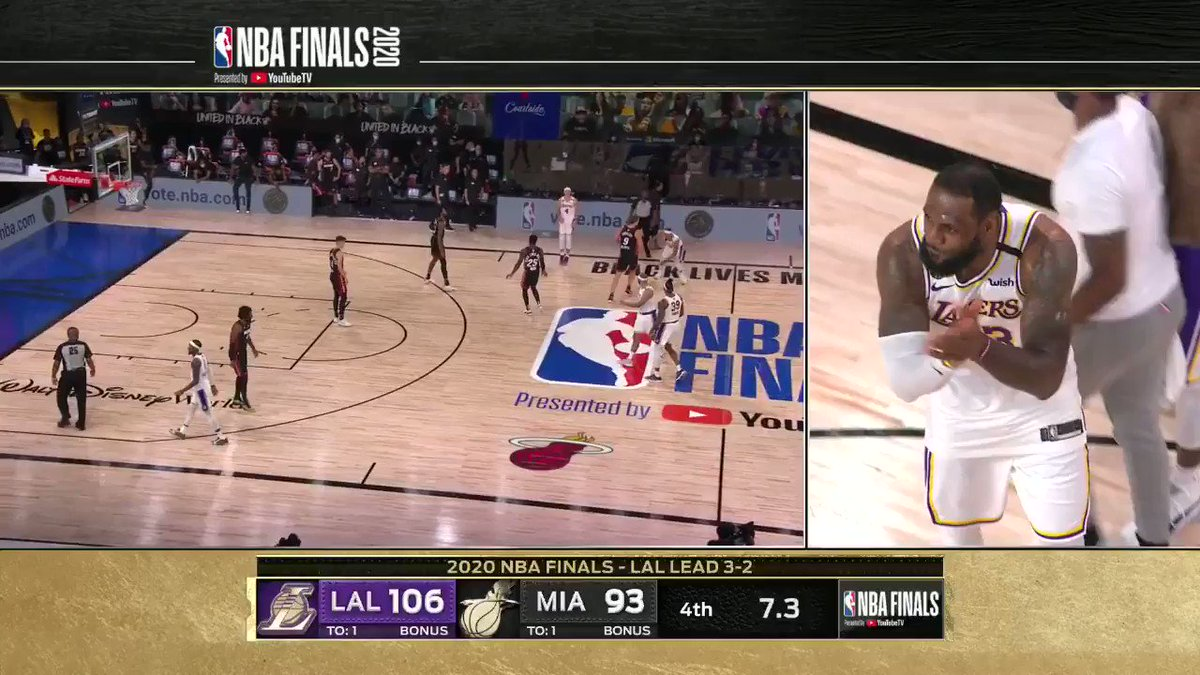 THE LAKERS ARE YOUR 2020 NBA CHAMPIONS!! 🏆🏆🏆 https://t.co/xxBxfYwyuz