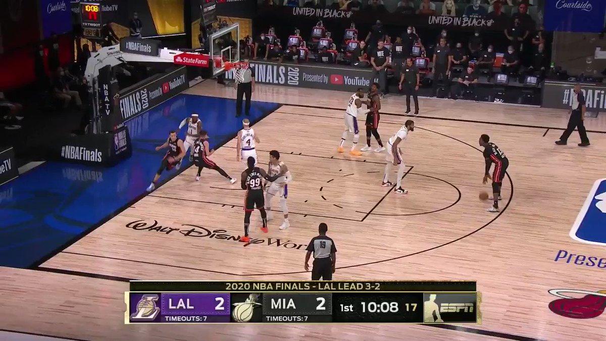 28 PTS   14 REB   10 AST   61.8 FPTS  LeBron James. Triple-double. NBA Champion. 🏆 https://t.co/pM1GRZHHxJ