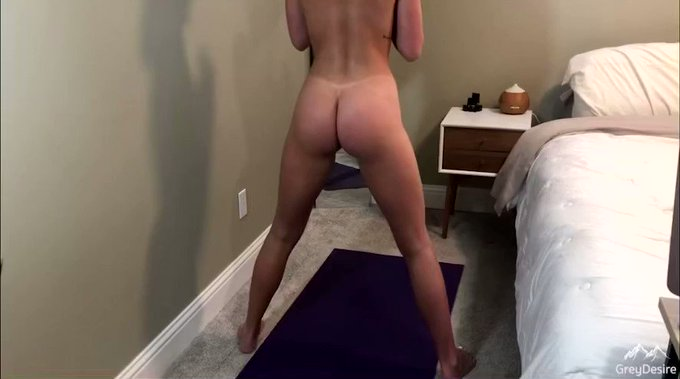 🍑🍑🍑🍑🍑🍑🍑🍑🍑🍑🍑🍑 New Pornhub Video ~ PAWG Nude Home Workout - Watch Me Squat Over Your Face!!  🍑🍑🍑🍑🍑🍑🍑🍑🍑🍑🍑🍑 Full