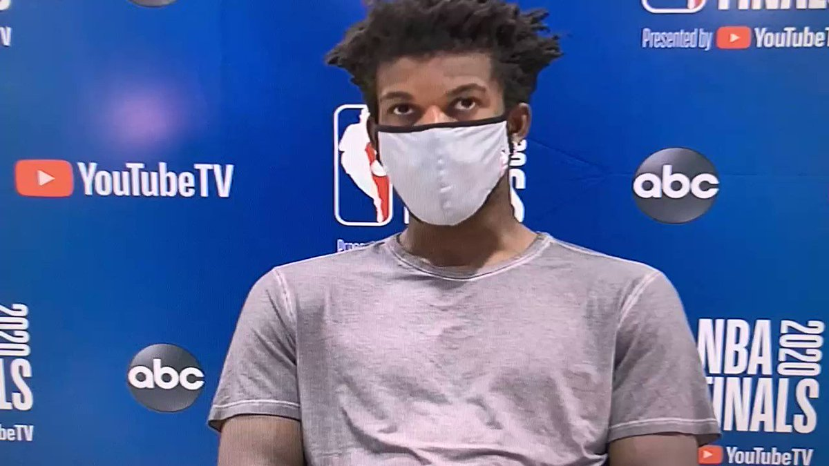 @WillManso's photo on Jimmy Butler