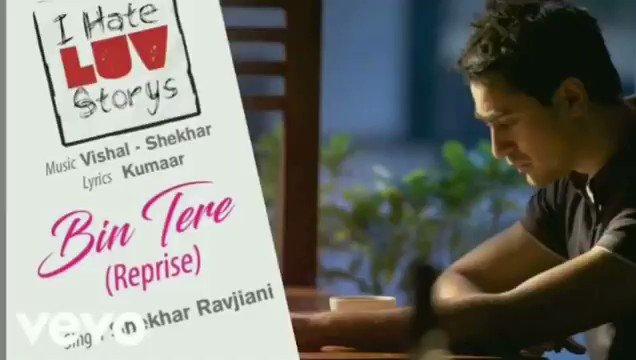Bin Tere (Reprise) ♥ Cover By Ankit Mishra Original By @ShekharRavjiani Sir  @VishalDadlani #BinTereReprise #ActorImranKhan @kumaarofficial @sonamakapoor
