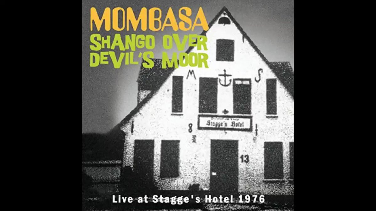 "calentito music on Twitter: ""MOMBASA Shango Over Devil's Moor ..."